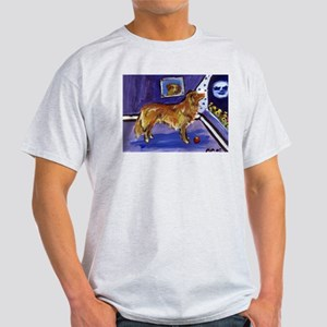 Nova Scotia Duck-Tolling Retriever Light T-Shirt