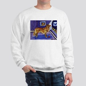 Nova Scotia Duck-Tolling Retriever Sweatshirt