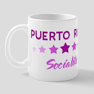 PUERTO RICO socialite Mug