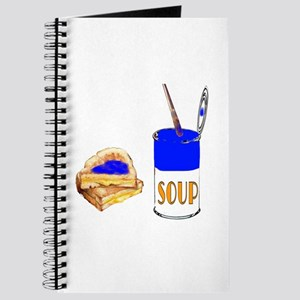 Soup and sandwich Journal