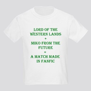 Lord+Miko Green Kids Light T-Shirt