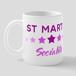 ST MARTIN socialite Mug