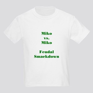 Miko vs. Miko FS Green Kids Light T-Shirt