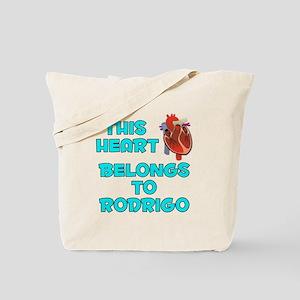 This Heart: Rodrigo (B) Tote Bag