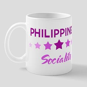 PHILIPPINES socialite Mug