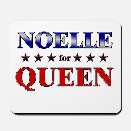 NOELLE for queen Mousepad