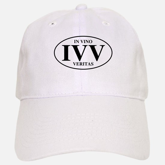 In Wine There is Truth Baseball Baseball Cap