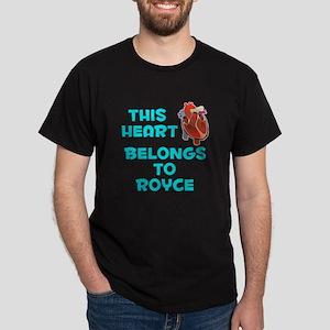 This Heart: Royce (B) Dark T-Shirt
