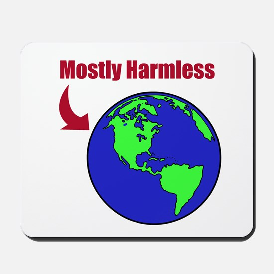 Hitchhiker - Mostly Harmless - Mousepad