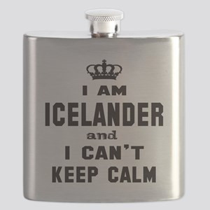 I am Icelander and I can't keep calm Flask