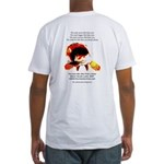 Monster Pike Fitted T-Shirt
