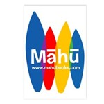 Mahu Postcards (Package of 8)