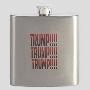 TRUMP!!!! TRUMP! !!! TRUMP! !!! Flask