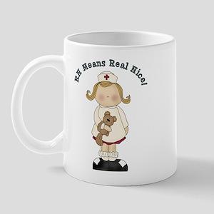 RN means real nice! Mug