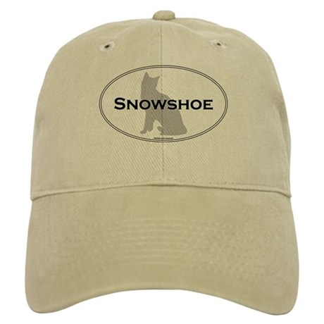 Snowshoe Oval Cap