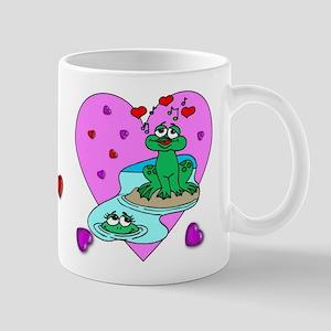 Love Frogs Mug
