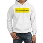 NOglobalwarming Hooded Sweatshirt