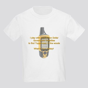 Geocaching Kids Light T-Shirt