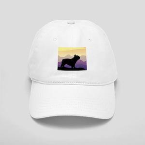 Frenchie Purple Mt. Cap
