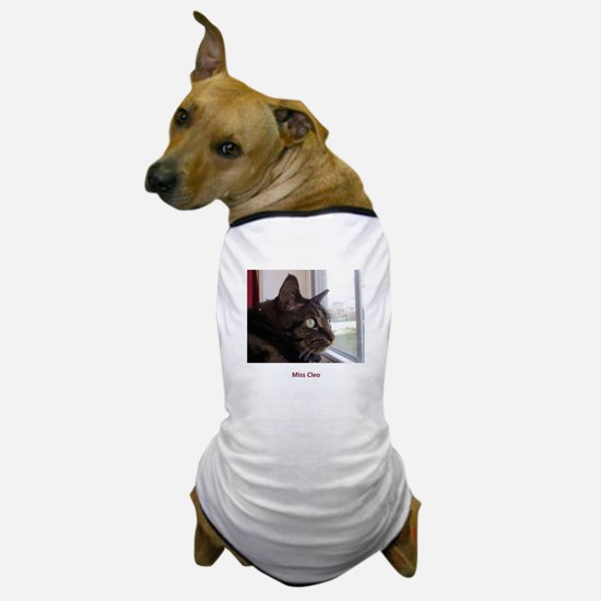 Miss Cleo Dog T-Shirt