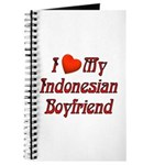 I Love My Indo Boyfriend Journal