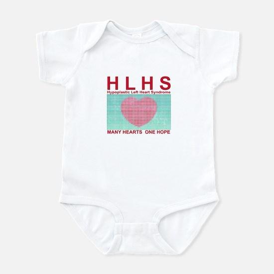 HLHS SUPPORT Infant Bodysuit
