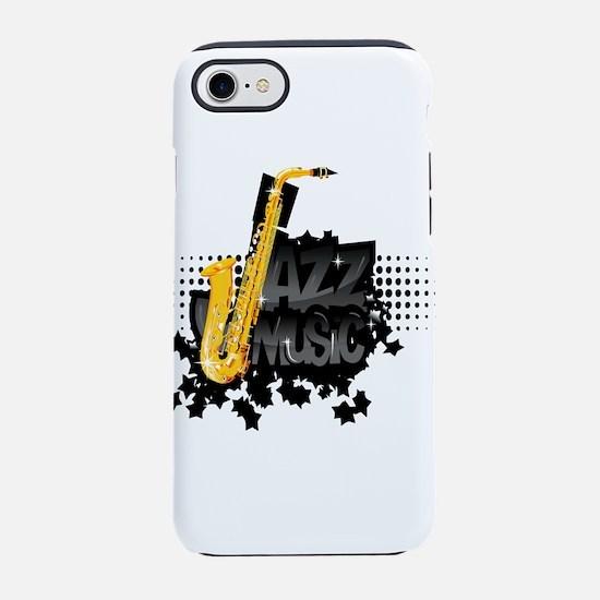 Jazz iPhone 8/7 Tough Case