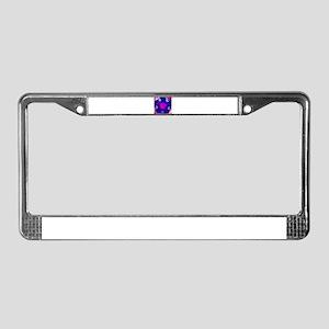 Spirit Of The Drum License Plate Frame