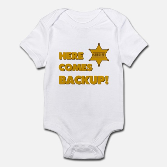Deputy Backup Infant Bodysuit