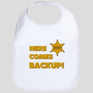 Deputy Backup Bib