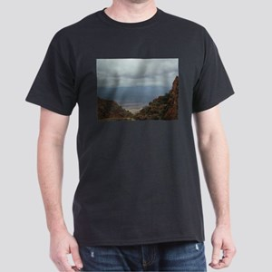 Eastern View from Mingus Moun Dark T-Shirt