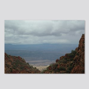 Eastern View from Mingus Moun Postcards (Package o