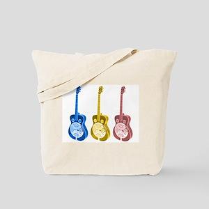 Resonator  - 'The' Blues Guit Tote Bag