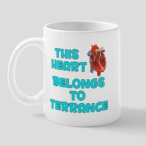 This Heart: Terrance (B) Mug