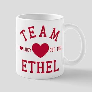 I Love Lucy Team Ethel Mugs