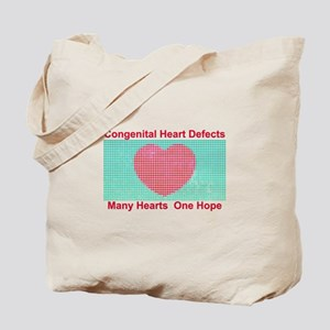 CHD Support Tote Bag