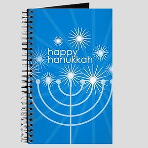 Happy Hanukkah Journal