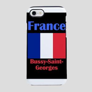 Bussy-Saint-Georges France iPhone 8/7 Tough Case