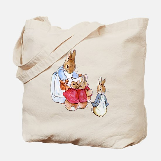 Cute Baby shower Tote Bag