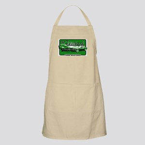 69 Fast Back - Muscle Cars BBQ Apron