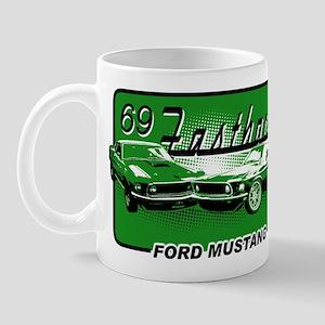 69 Fast Back - Muscle Cars Mug