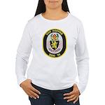 USS HOPPER Women's Long Sleeve T-Shirt
