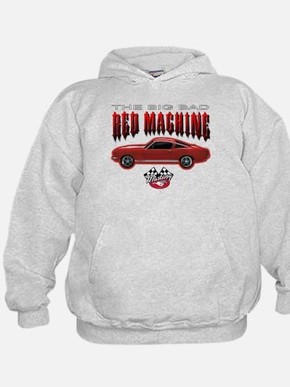 The Big Bad Red Machine Hoodie