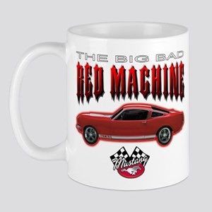 The Big Bad Red Machine Mug