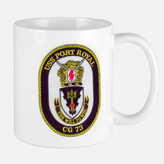 USS PORT ROYAL Mug