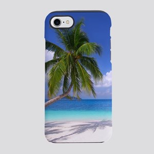 Tropical Beach iPhone 8/7 Tough Case