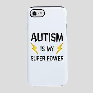Autism Is My Super Power iPhone 8/7 Tough Case