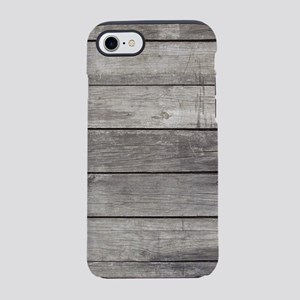 Old Wood Planks iPhone 8/7 Tough Case