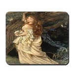 The Lady Ophelia Mousepad