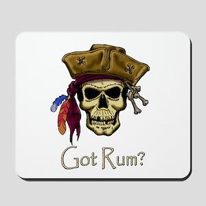Got Rum? Mousepad